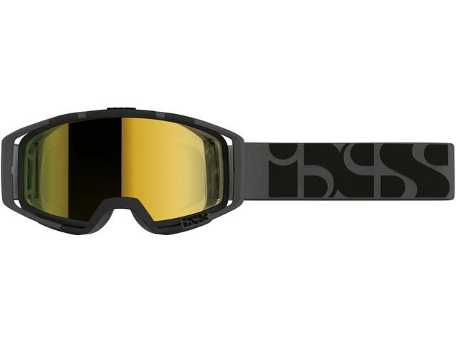 IXS Trigger Mirror Goggles black